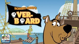 Scooby-Doo!: Overboard - Rescue Shaggy from the Swashbuckling Pirates (Boomerang Games)