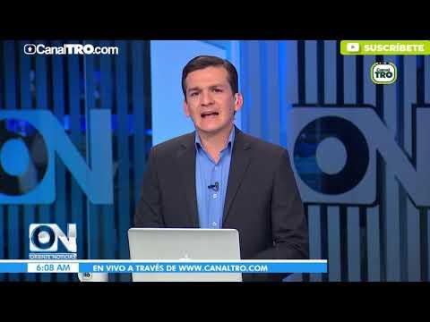 Oriente Noticias primera emisión 30 de julio
