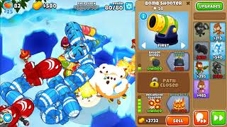 Bloons TD 6 Let It Go race in 3:26