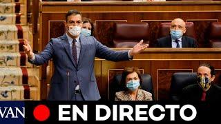 DIRECTO: Debate de la moción de censura de Vox contra el Gobierno de Sánchez en el Congreso