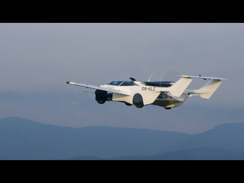 KleinVision Flying Car takes maiden flight (Official Video)