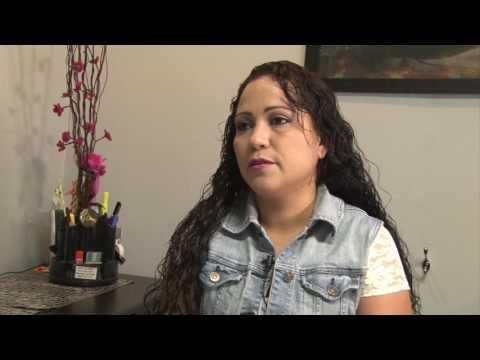 Latino victims of domestic violence apply...