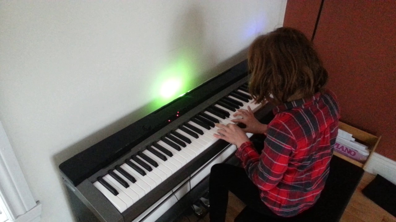 Light effects for Piano