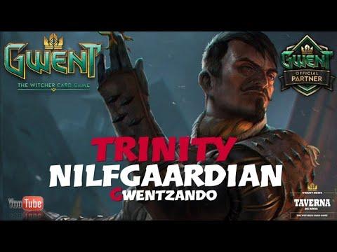 [gwent] Trinity Nilfgaardian, Nilfgaard Deck