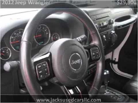 2012 jeep wrangler used cars rocky mount nc youtube. Black Bedroom Furniture Sets. Home Design Ideas