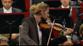 David Garrett & Filamonica della Scala - Max Bruch Violin Concerto No. 1 in G minor, Op. 26