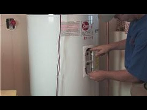 Hot Water Heaters : How to Change a Heating Element for Hot Water Heaters