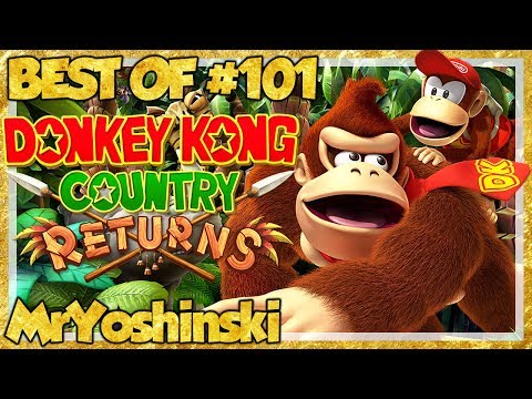 Best of Let's Play # 101 🐵 Donkey Kong Country Returns