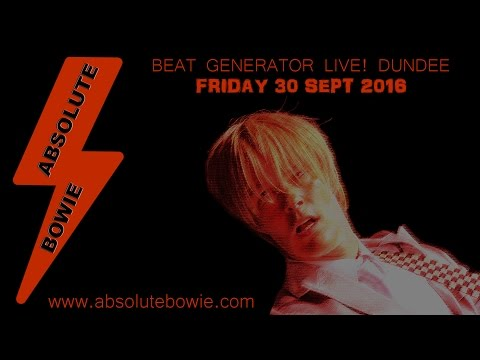 Absolute Bowie Live In Dundee