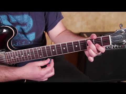 How to play Cream White Room (Eric Clapton) tutorial