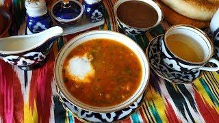 Суп Сплошное Удовольствие Очень Вкусно, Просто и Быстро. Мастава. Узбекская Кухня.