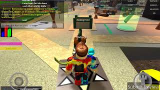 Roblox| How to get the fortune sword in bone sword rpg (read dec)