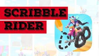 Лучшая бесплатная игра на iPhone в августе 2020 – Scribble Rider