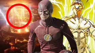 Did the Speedforce Storm Just Create Godspeed?! - The Flash Season 4