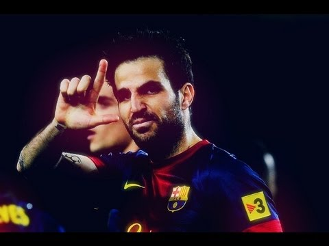 Cesc Fabregas - Sensational Players   Barcelona   HD
