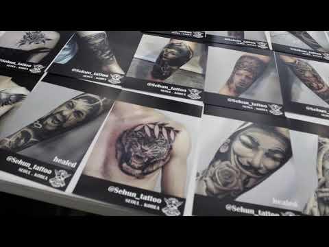Melbourne Tattoo Expo