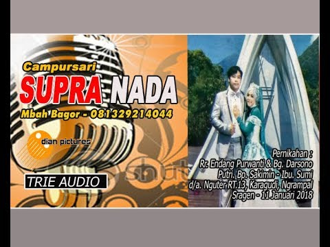 Live Streaming DIAN PICTURES//CS.SUPRA NADA//TRIE AUDIO SOUND )// LIVE  NGUTER - ARANGUDI