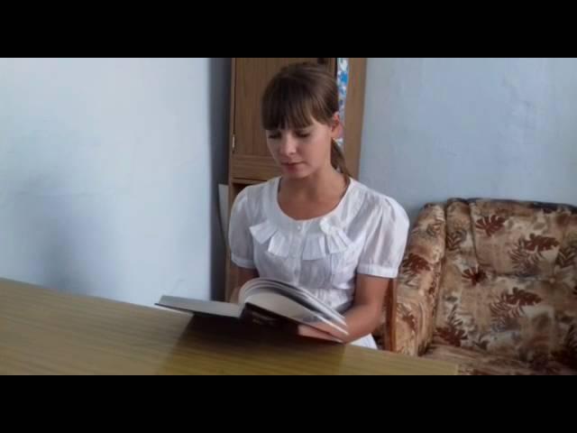 Оксана Мамаева читает произведение «Антоновские яблоки» (Бунин Иван Алексеевич)