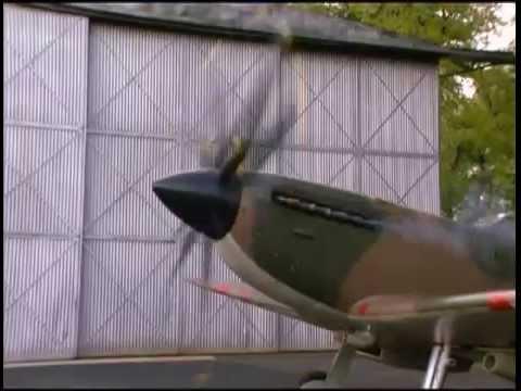 Supermarine Spitfire Trailer