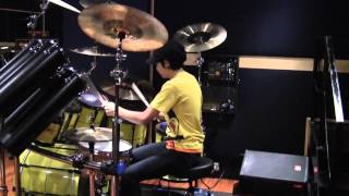 Drum Experiment  Bir De Benden Dinle  - Ryuga Uchida