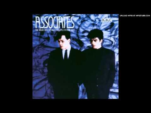 The Associates - A Severe Bout of Career Insecurity