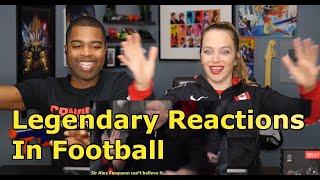 Legendary Reactions In Football (Jane and JV REACTION 🔥)