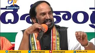 We Will Announce Tickets Before | 15 Days of Election Schedule Release | Uttam Kumar Reddy