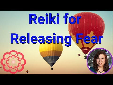 Reiki for Releasing Fear