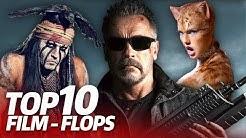 Warum sind DIESE FILME GEFLOPPT? | Die Top10 Mega-Film-Flops der Geschichte!