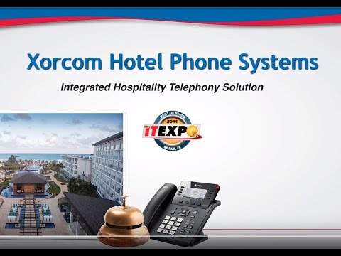 Hotel Phone System, Hotel PBX, PBX system for hotel with Complete Concierge PMS interface