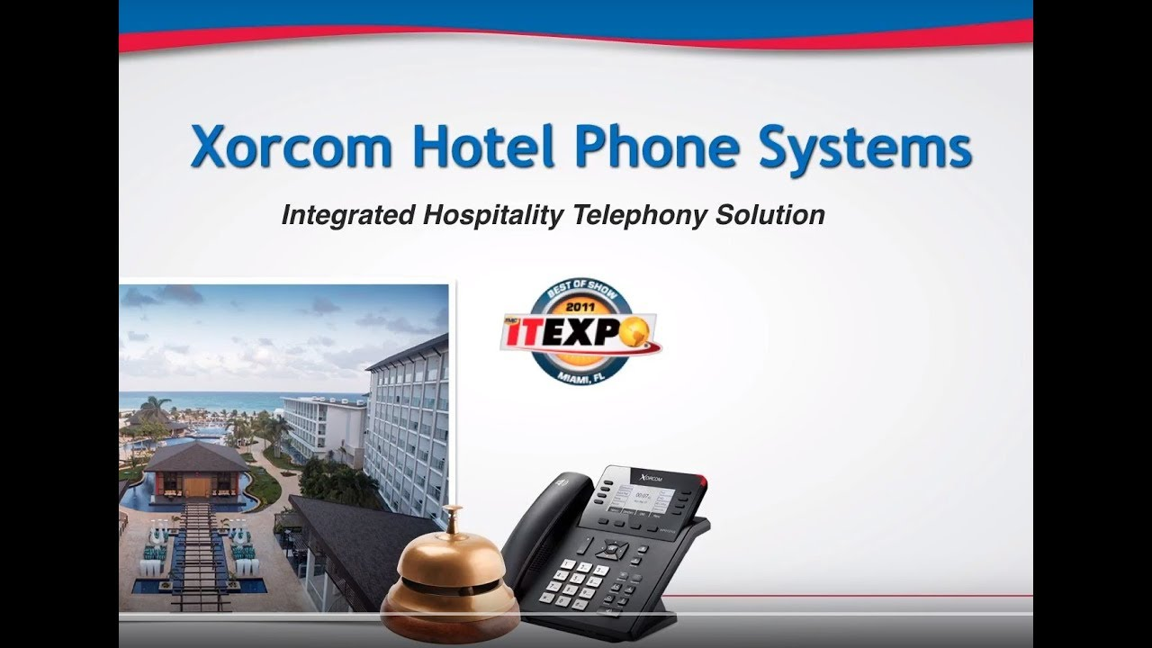 Hotel VoIP PBX System | Xorcom - IP PBX Business Phone Systems