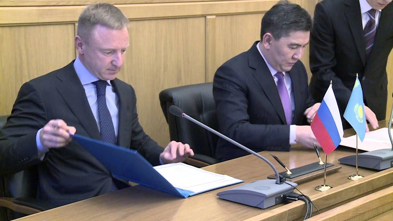 Соглашение между Казахстаном и РФ об образовательных учреждениях Байконура