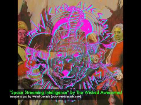 Weird Canada Presents :: The Wicked Awesomes! - Space Streaming Intelligence