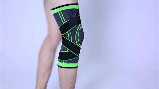 3D Sports Knee Pad Knee Brace Professional Protective Sports Knee Pad