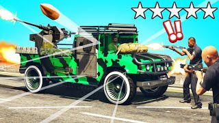 *NEW* BULLETPROOF ARMY TRUCK In GTA 5! (DLC)