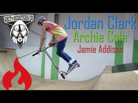 The Base: Jordan Clark, Archie Cole, Jamie Addison