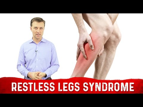 The Real Causes of Restless Legs Syndrome (RLS) from YouTube · Duration:  3 minutes 50 seconds