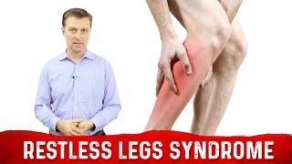 The Real Causes of Restless Legs Syndrome (RLS)