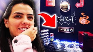MONTAMOS UM CANTINHO DO CAFÉ EM CASA! DIY