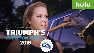 Triumph Meets Amy Schumer and Louie Anderson • Triumph on Hulu