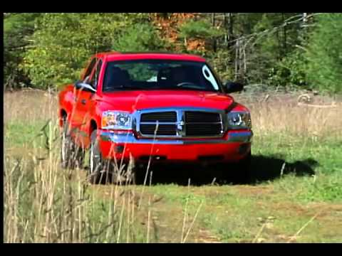 2006 Dodge Dakota Test Drive