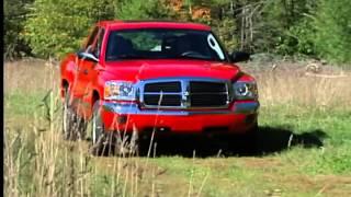 2006 Dodge Dakota Test Drive