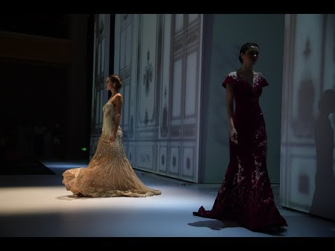 Comparable the victoria's secret show-evanxu for the 2018 evening dress presented in Guangzhou