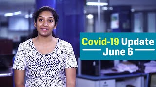In the final episode of daily update, suraksha pinnu brings you numbers from karnataka and stories rest country. before we go, sha...