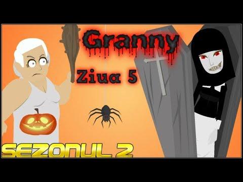 Granny - Halloween (Ziua 5) | SEZONUL 2