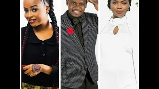Rose Ndauka,Nandy wamchanganya  MC Pili Pili