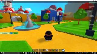 5 años de edad chico tímido ? Super Mario 3D Roleplay-Roblox