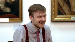 Проект «Диалоги:Live.Art.Museum»:Кондрашин Александр Игоревич, генеральный директор «Invest Yakutia»