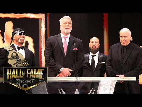 "The nWo enters WWE Hall of Fame ""for life"": WWE Hall of Fame 2020"