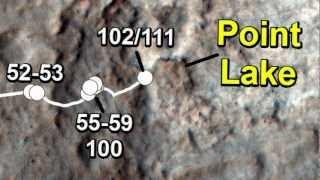 Curiosity Rover Report (Nov. 29, 2012): Curiosity Roves Again